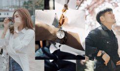 ครีเอท 6 ลุค คนรุ่นใหม่วัยทำงาน กับนาฬิกา Lee ที่ดูดีได้ทุกวัน