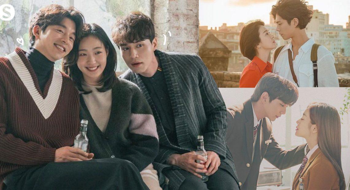 6 ซีรีส์เกาหลีมาแรงแห่งปี! 2019 ดูเรื่องไหนก็จิ้น ฟินเวอร์~