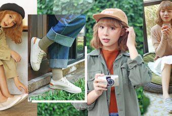 สาว 4 ไลฟ์สไตล์กับรองเท้า TOMS 4 รุ่น ที่ใส่ได้ทุกแอคทิวิตี้!