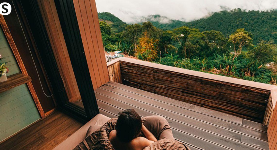 ที่พักวิวสวย ช่วงปลายฝนต้นหนาว ที่ชีวิตนี้ต้องลองไปนอนกันสักครั้ง!