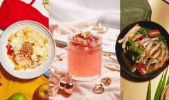 ครีเอท 5 ลุคสีสันสดใส แรงบันดาลใจเก๋ๆ จากเมนูผักผลไม้สุดเฮลท์ตี้