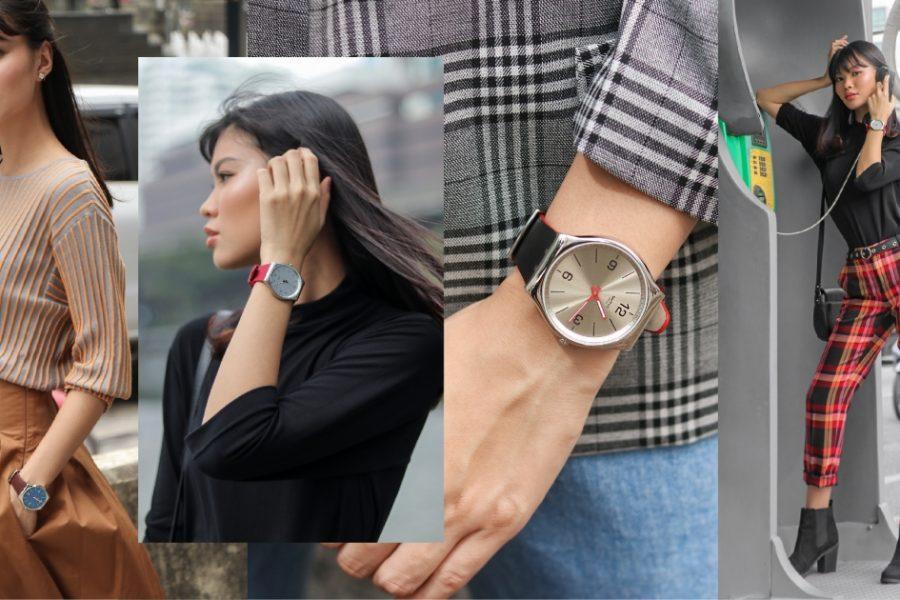 ครีเอท 3 ลุคทํางานสุดชิลล์อย่างมีสไตล์กับ นาฬิกาข้อมือ SWATCH SKIN IRONY