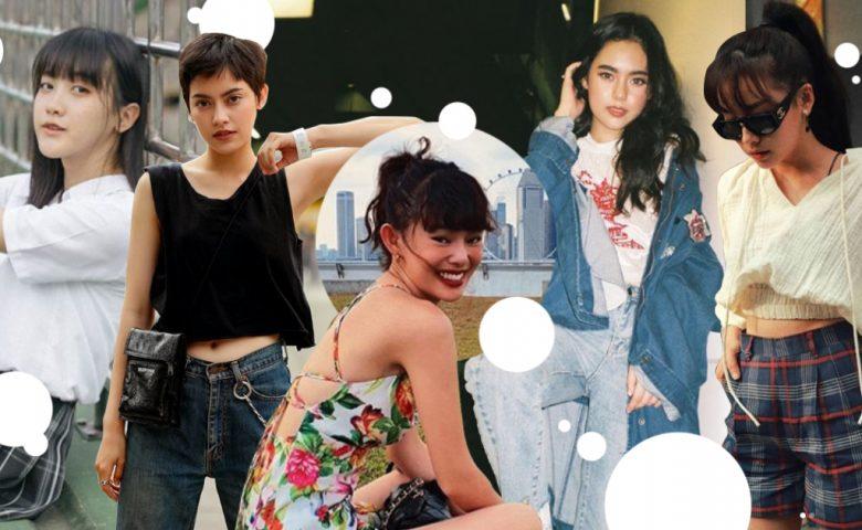 """ส่องสไตล์สุดชิคของเหล่านักแสดง 5 สาว จาก ซีรีส์ """"เคว้ง"""""""