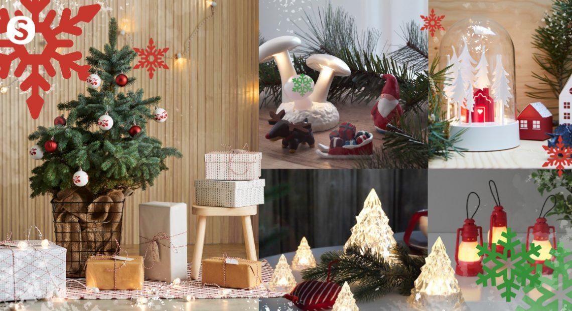 ส่อง! 10 ของขวัญคริสต์มาสสุดคิ้วท์จากอิเกีย