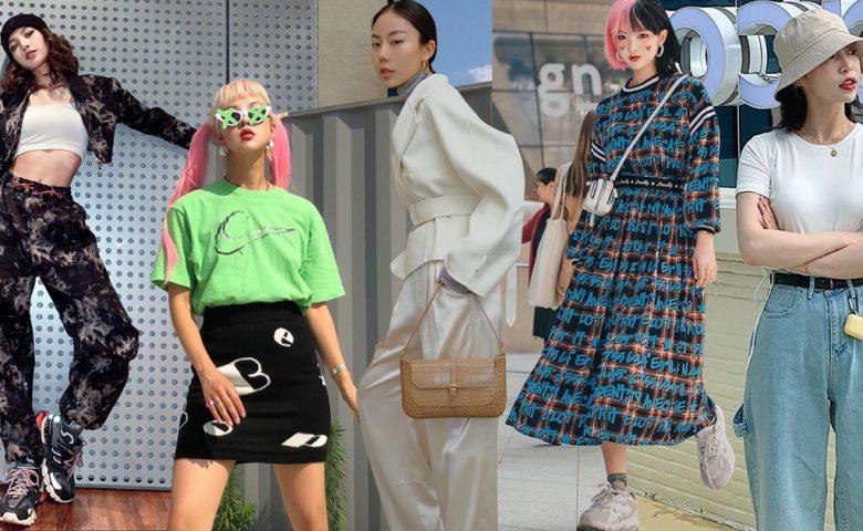 Korea Trends Update แฟชั่นส่งตรงจากแดนกิมจิ ที่สาวชิคต้องไม่พลาด