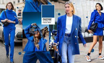 [CLASSIC BLUE] ฮาวทูแต่งตัวแมทช์ เทรนด์สี 2020 จากแพนโทนให้ได้ลุคบลู ๆ เกร๋ ๆ