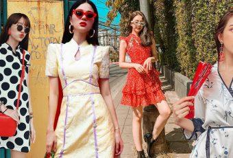 ไอเดียแมทช์ 'เสื้อผ้าสไตล์กี่เพ้า' เก๋ไก๋ไม่เอ้าท์ เป็นสายแฟวันตรุษจีน