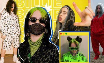 ชวนส่อง 20 ลุค สุดแนวของสาวน้อยมหัศจรรย์ Billie Eilish กับ Baggy Clothes Style