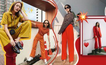 Color Block X Work Wear แต่งตัวสีสันสดใส ออกไปทำงานที่เรารักกันเถอะ!