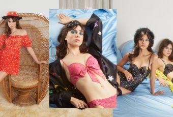 อัพลุค! ให้น่ารักแสนซนปนเซ็กซี่ ด้วยชุดชั้นในคอลเลคชั่นพิเศษ SRETSIS FOR MORGAN