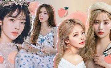 Korean Peach Makeup แต่งหน้าโทนพีชแบบสาวเกาหลี เสกความสดใส แต่งตามได้ทุกวัน