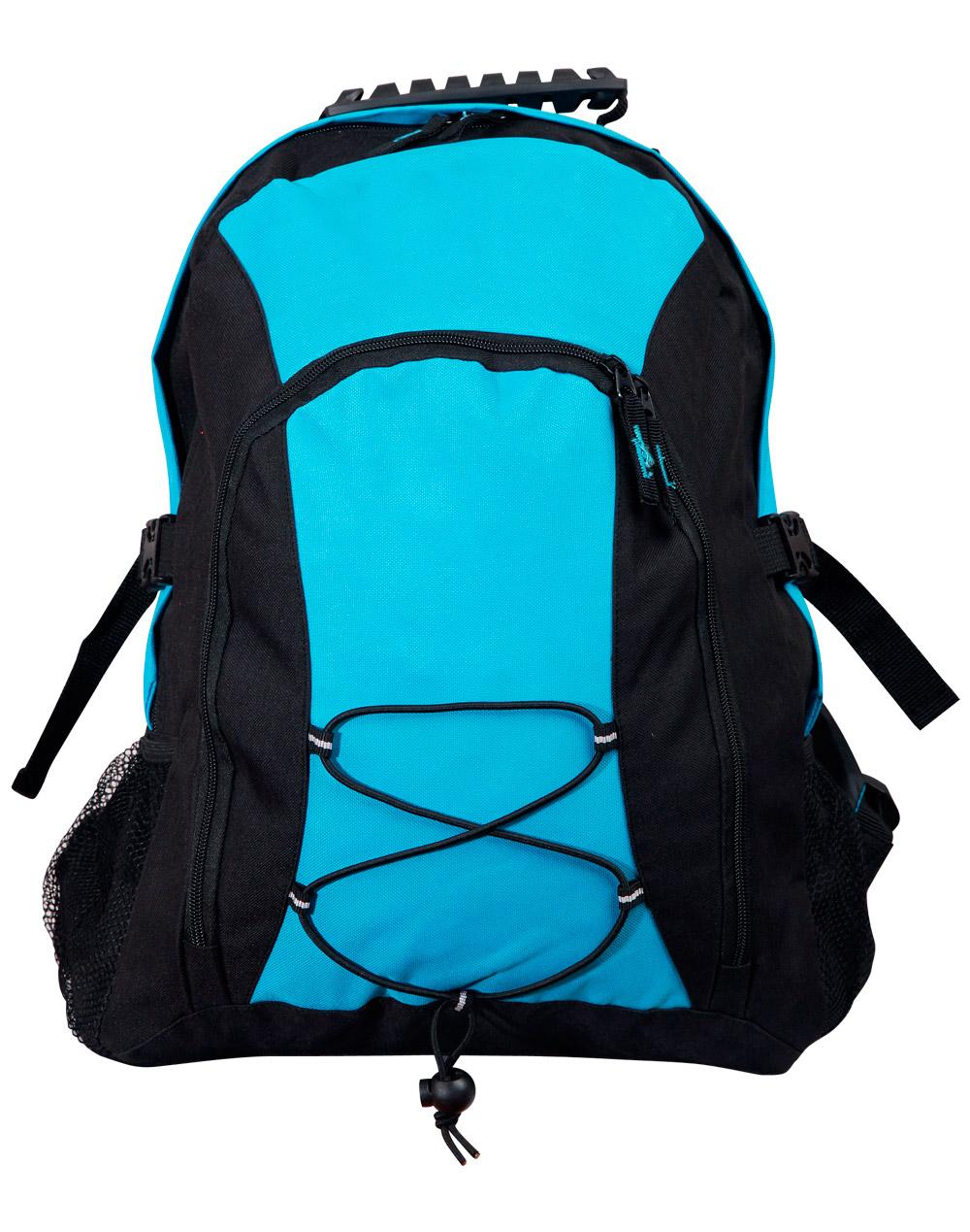 Black.Aqua Blue