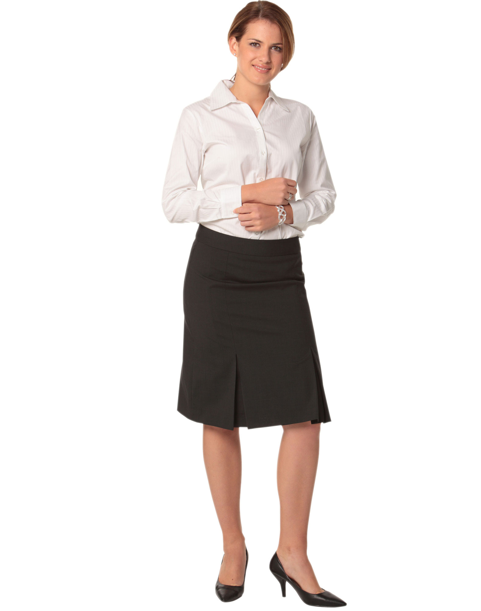 Beautiful CLASSIC WOMENS OFFICE SKIRT FA111  Futuro Fashion Ltd