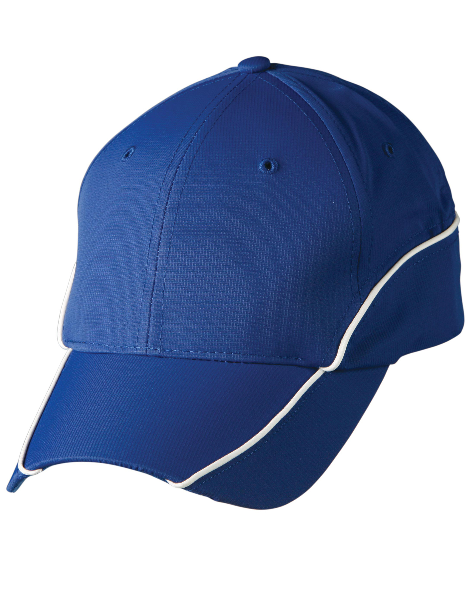 e9303a9bff6 Ripstop Peak Cap With Polyester Mesh Lining