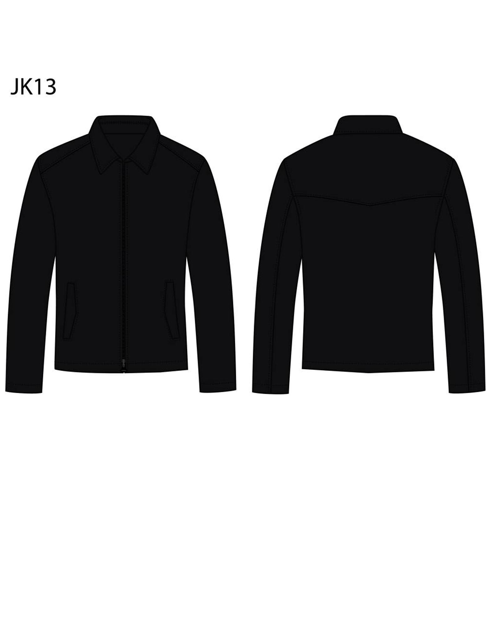 JK13 FLINDERS Wool Blend Corporate Jacket Men's
