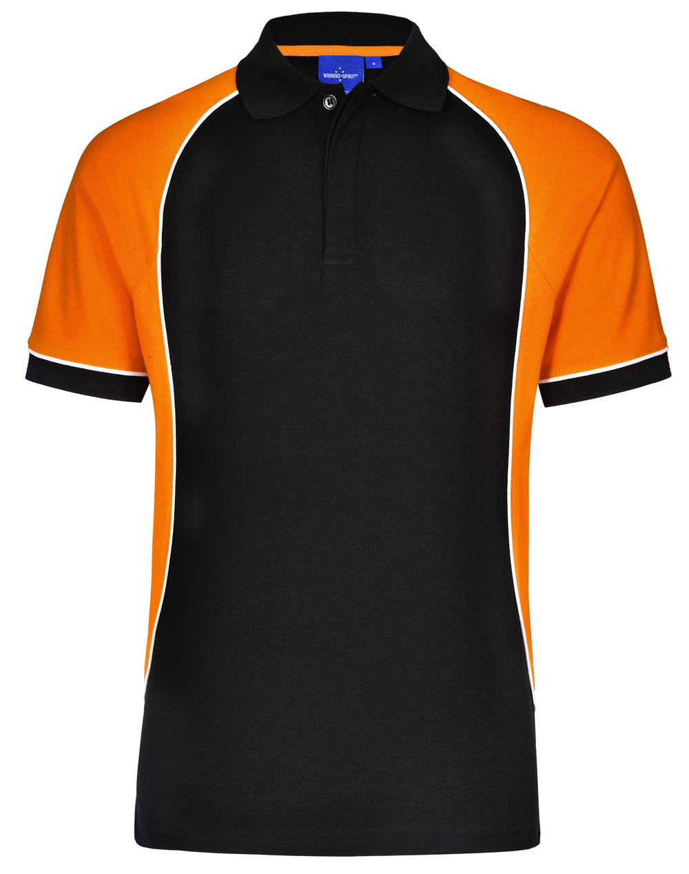 Black.White.Orange