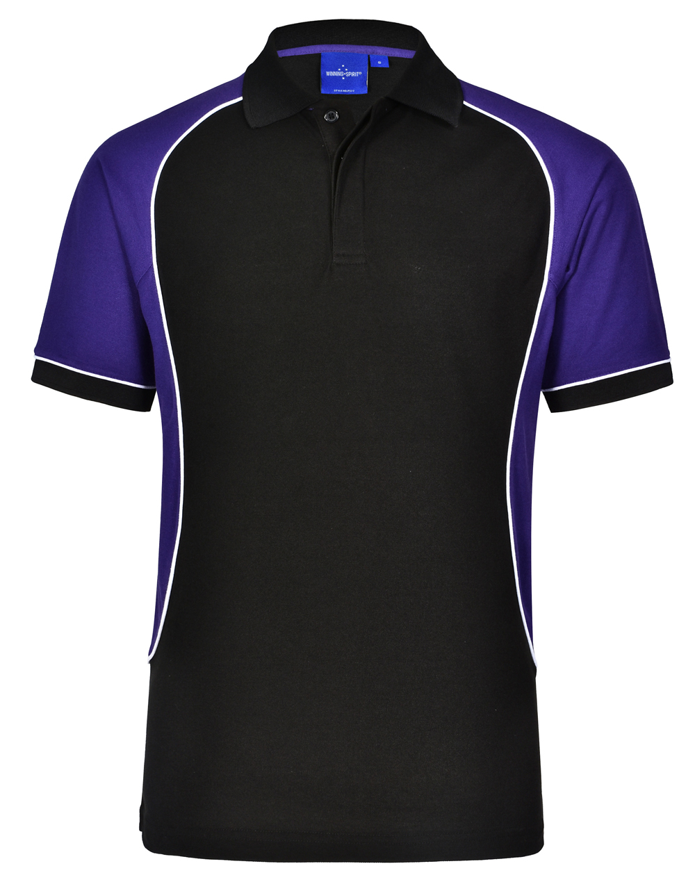 Black.White.Purple