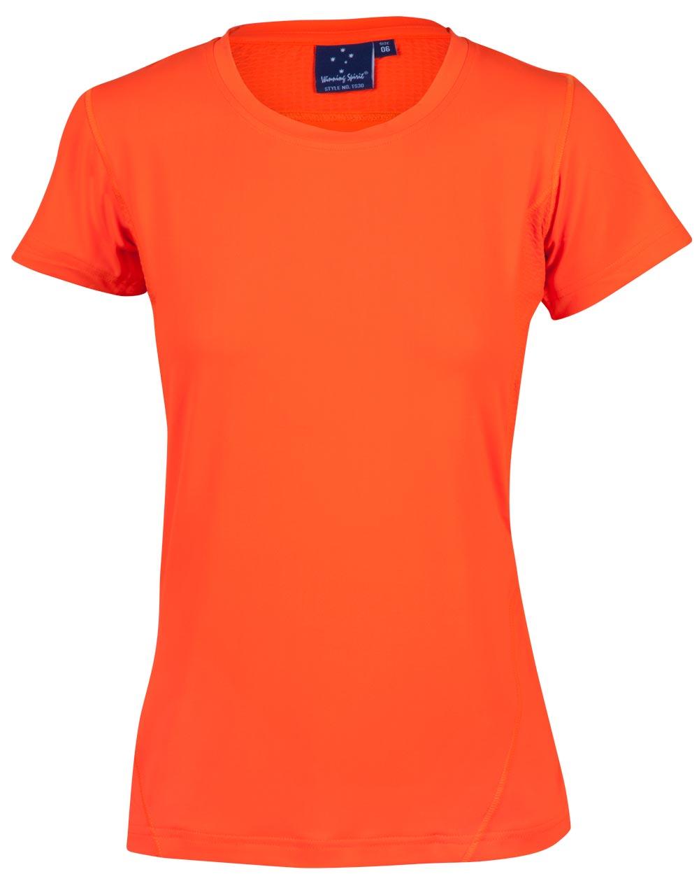 Fluoro Orange