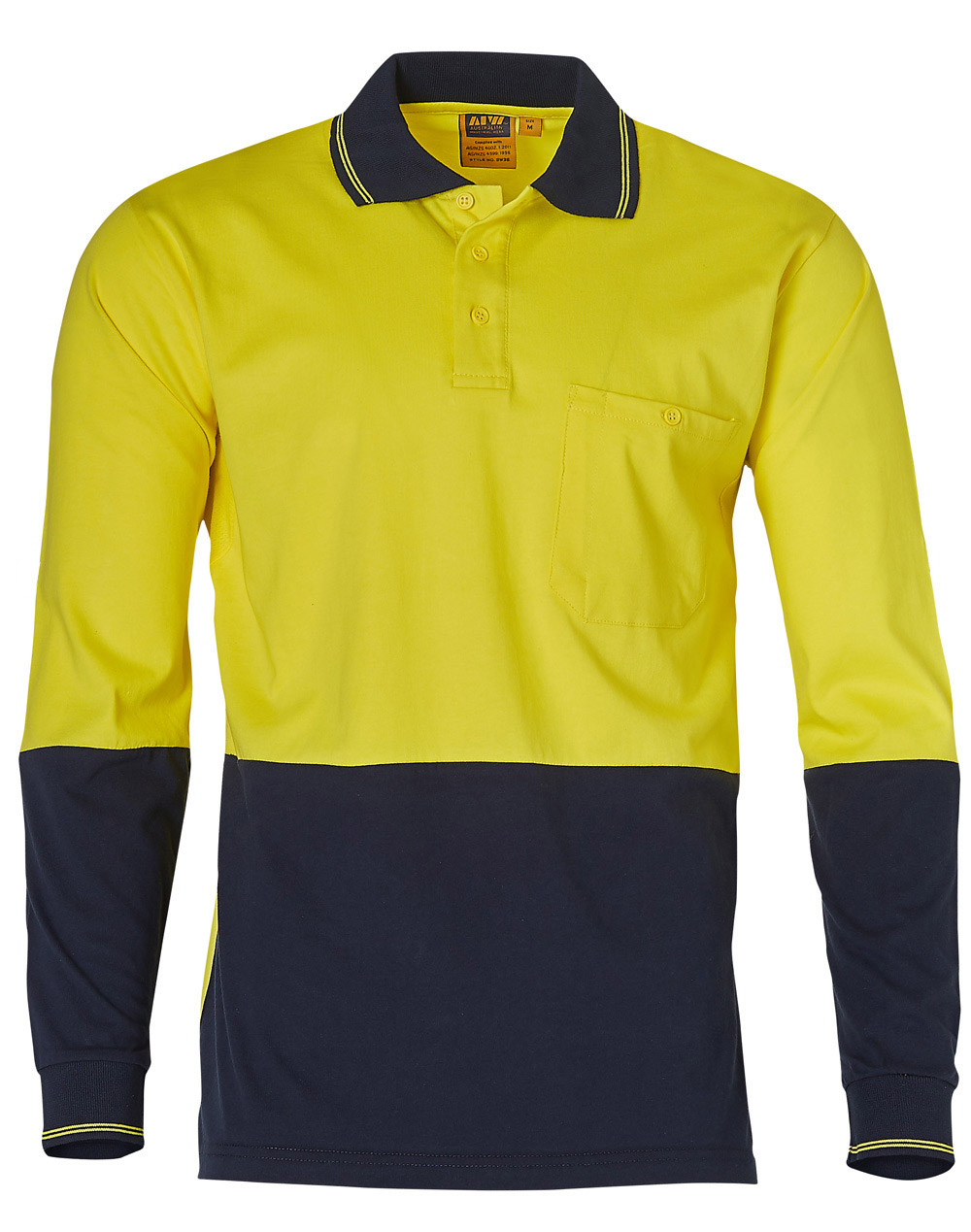 Yellow.Navy