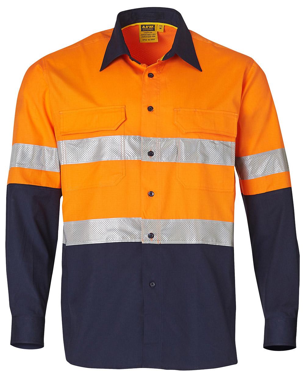 Orange.Navy