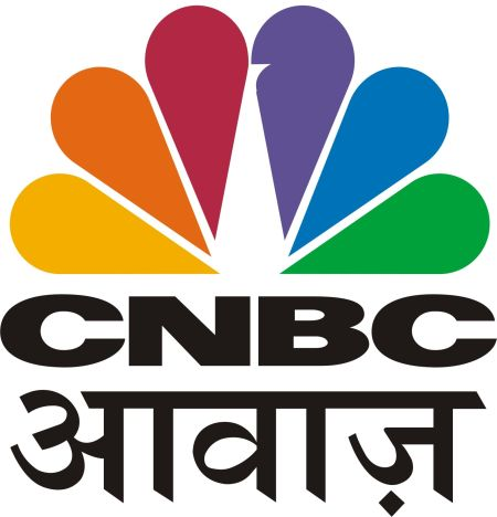 CNBC Awaaz logo