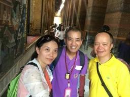 My tour customers 2020-01-16