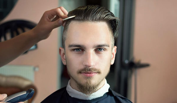 5 of The Top Men\'s Hairstyle Trends for 2017 | BEBEAUTIFUL