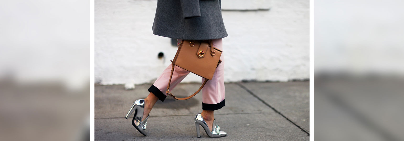 6 DIFFERENT METALLIC SHOE STYLES AND HOW TO WEAR THEM