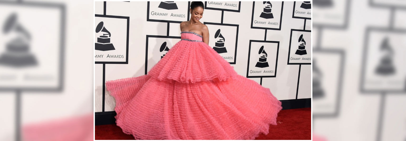 8 TIMES RIHANNA SLAYED ON THE RED CARPET