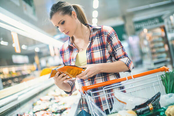 Processed foods avoid during your period