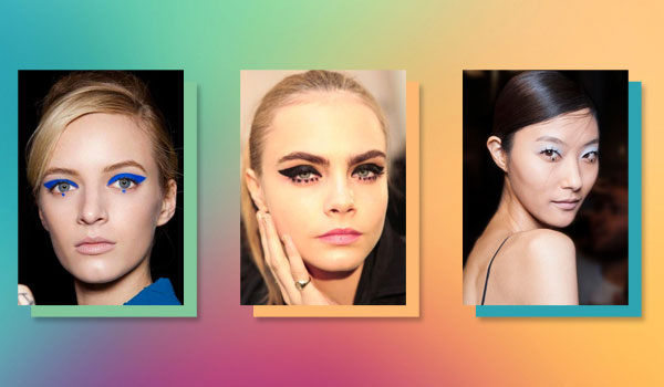 New eye makeup trends