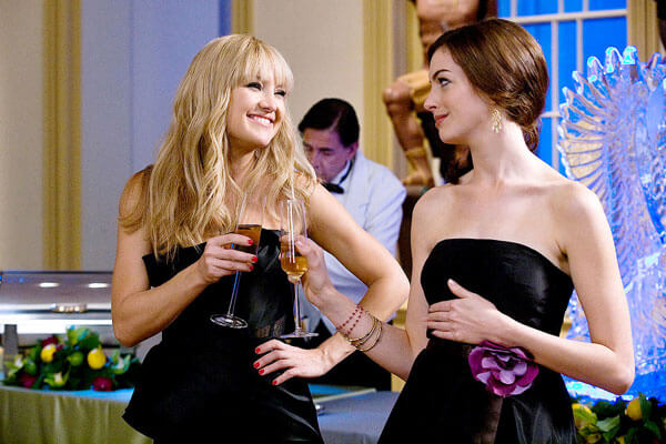 emma and liv on screen bffs from bride wars