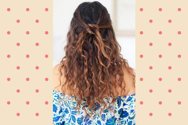 6 Hairstyles For Girls With Curly Hair