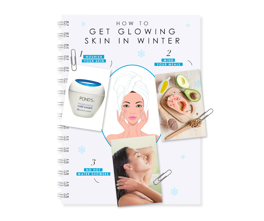 How To Keep Skin Healthy And Glowing In Winter Naturally