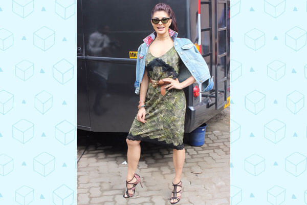 jacqueline fernandez bollywood fashion look