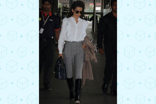 kangana ranaut bollywood fashion look