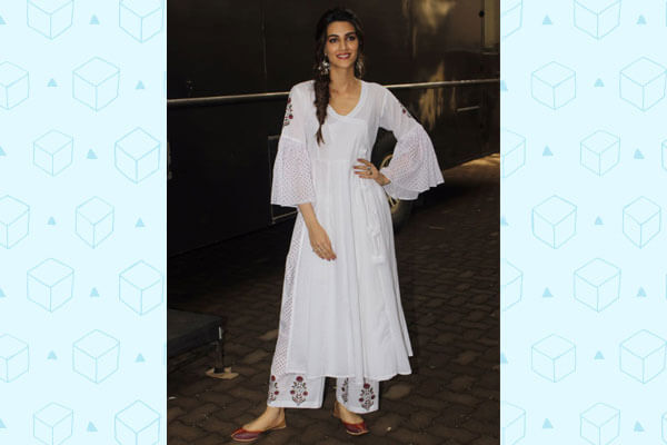 kriti sanon bollywood fashion look