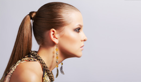 All Hair Styles: Simple Ponytail Hairstyles For All Hair Lengths