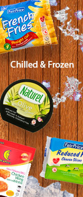 Chilled And Frozen Side Banner