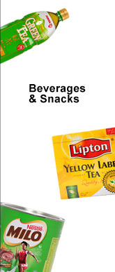 Beverages & Snacks