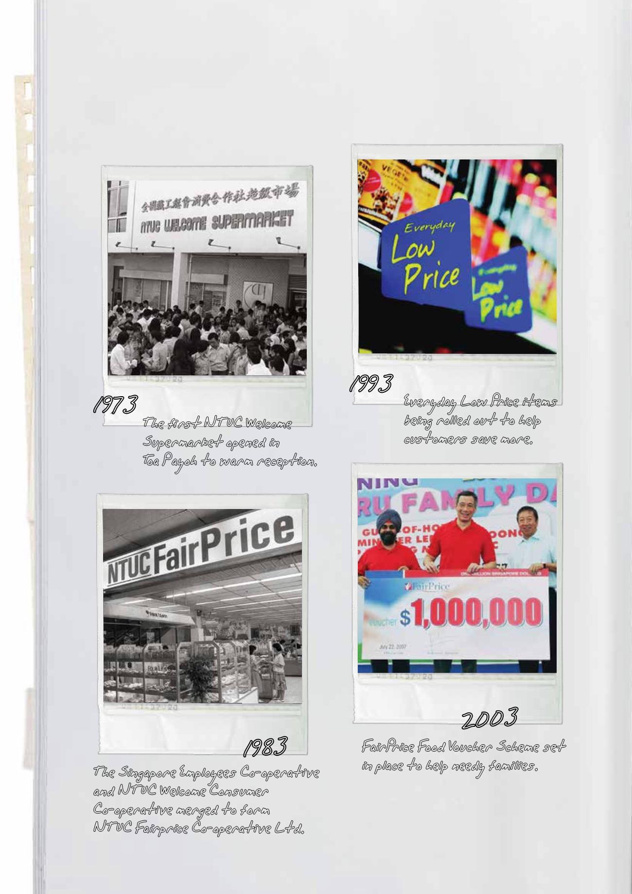 fairprice annual report