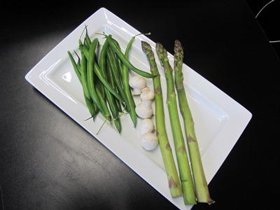 Green vegetables 2