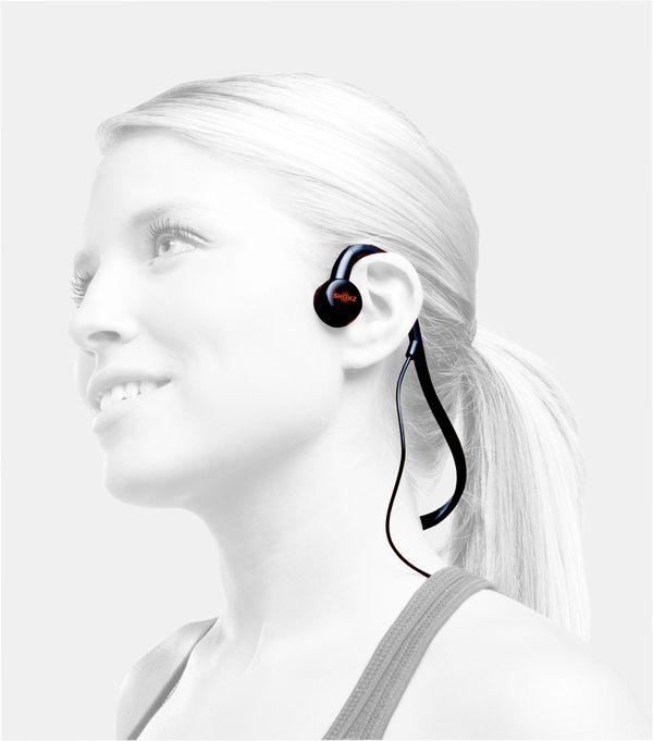 Aftershockz headphones model