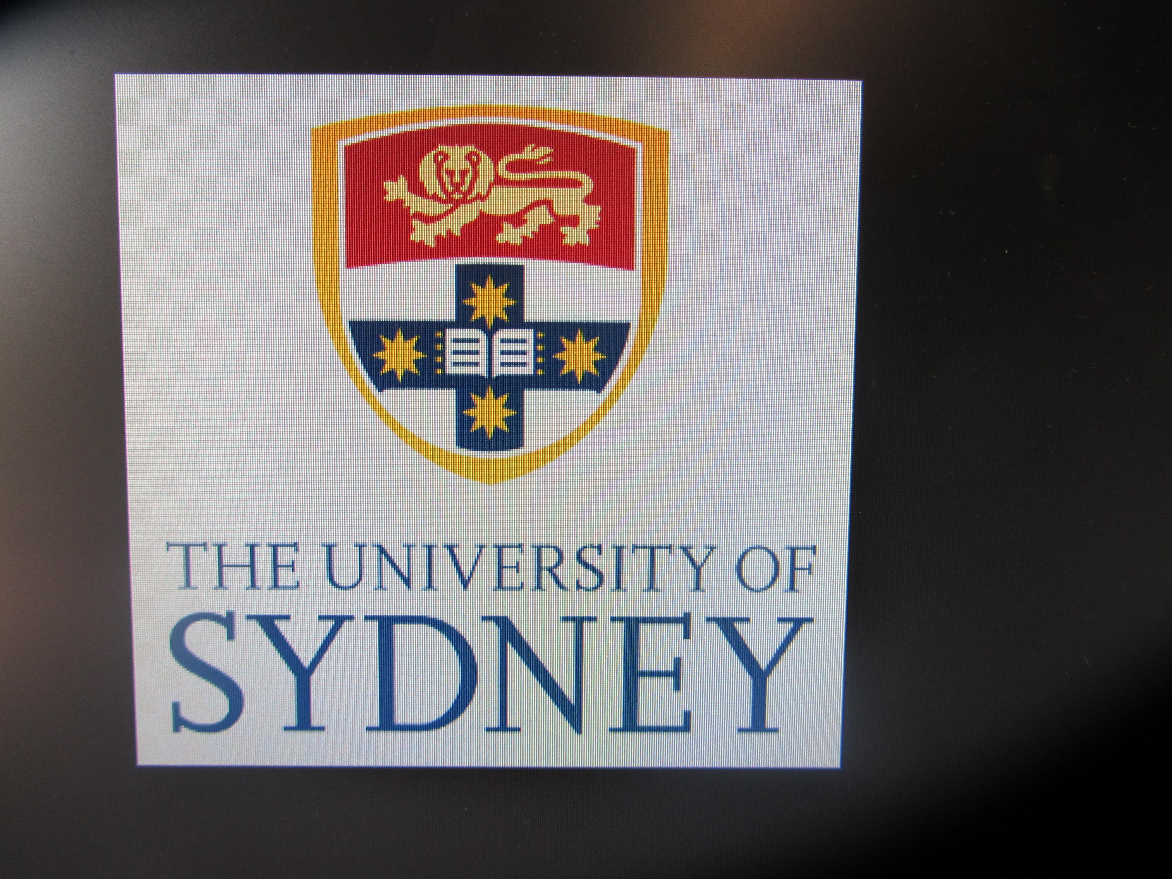 University of Sydney logo 2