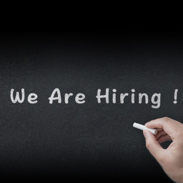 We are Hiring FINAL