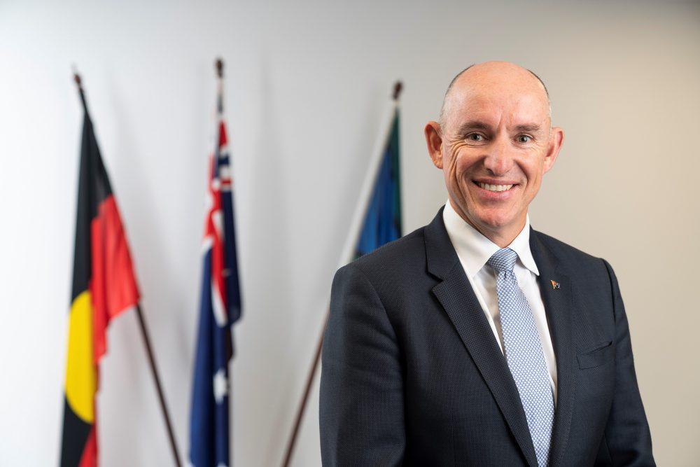 Minister Robert