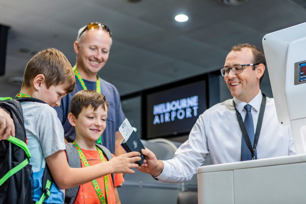 Photo courtesy: Melbourne Airport Facebook page
