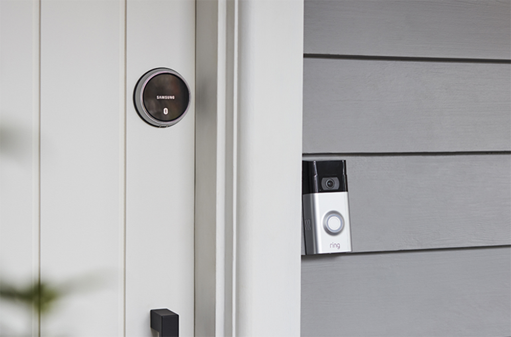 Smart Homes Doorlock FINAL