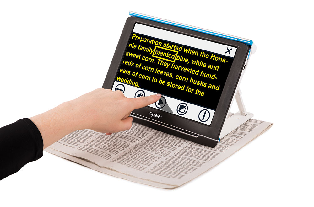 Hot Product Optelec-Compact-10-HD-Speech_newsletter