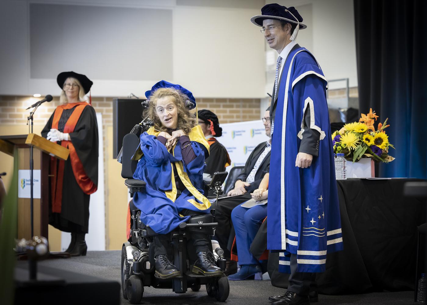 SCU Coffs Harbour Campus Graduation Ceremony 26 June 2021